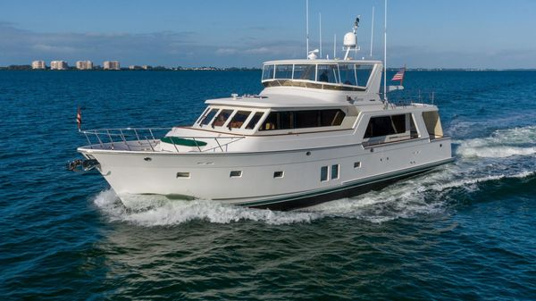 Used Offshore Yachts Motor Yacht For Sale