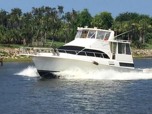 Used Ocean Yachts Cockpit Motor Yacht Motor Yacht For Sale