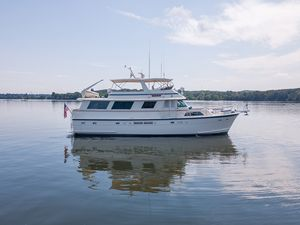 Used Hatteras 63 Motor Yacht Motor Yacht For Sale