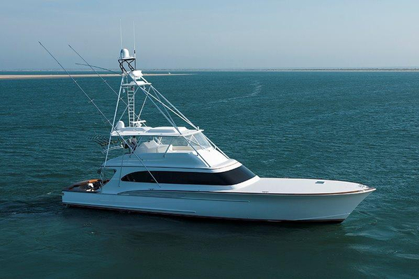 New Jarrett Bay Sports Fishing Boat For Sale