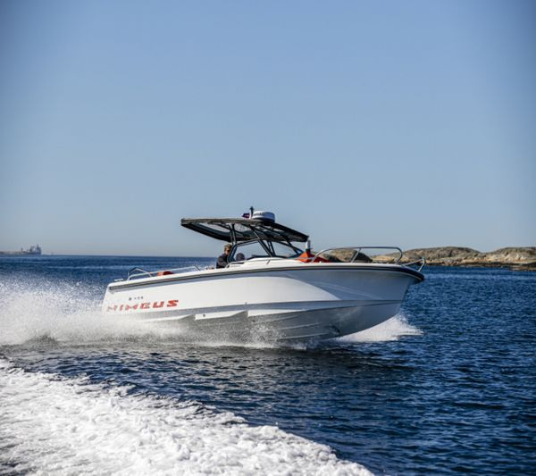 New Nimbus T8 - #51 Center Console Fishing Boat For Sale