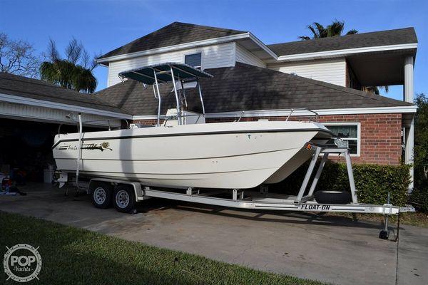 Used Sea Cat SL1 Power Catamaran Boat For Sale