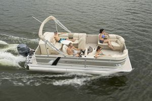 New Starcraft EX 20 C Pontoon Boat For Sale
