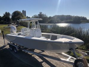 New Pathfinder 2700 Open Bay Boat For Sale