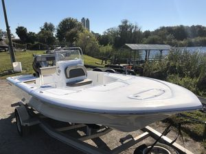 New Tidewater 1910 Baymax Bay Boat For Sale