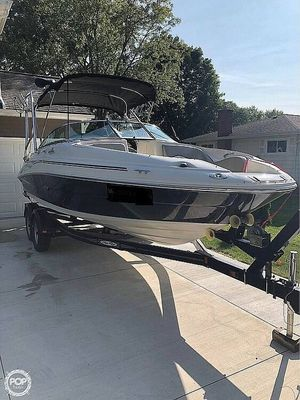 Used Sea Ray 220 Sundeck Ski and Wakeboard Boat For Sale