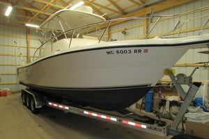 Used Pursuit 2870 Offshore Sports Fishing Boat For Sale
