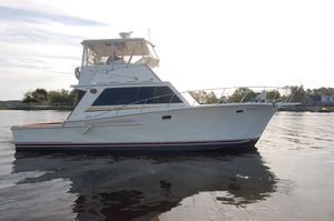 Used Jersey 40 Convertible Fishing Boat For Sale
