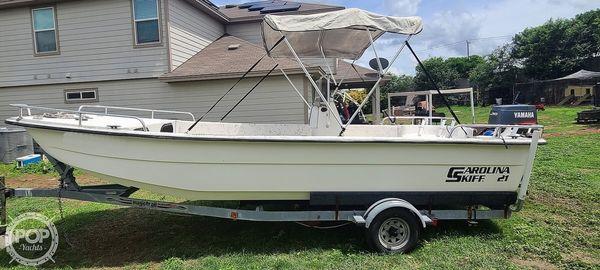 Used Carolina Skiff 218 DLV Bay Boat For Sale