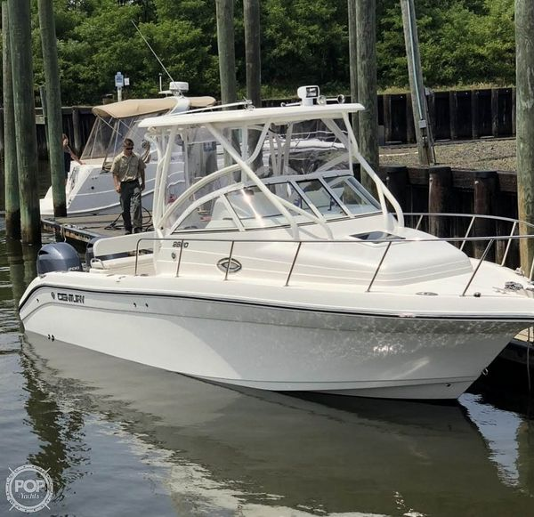 Used Century 2600 Walkaround Fishing Boat For Sale