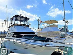 Used Luhrs Tournament 342 Sports Fishing Boat For Sale