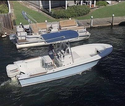 Used Mako 224 Center Console Fishing Boat For Sale