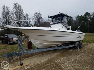 Used Sea Sport 2540 Center Console Fishing Boat For Sale