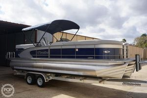 Used Manitou 25 Legacy RF SHP Pontoon Boat For Sale