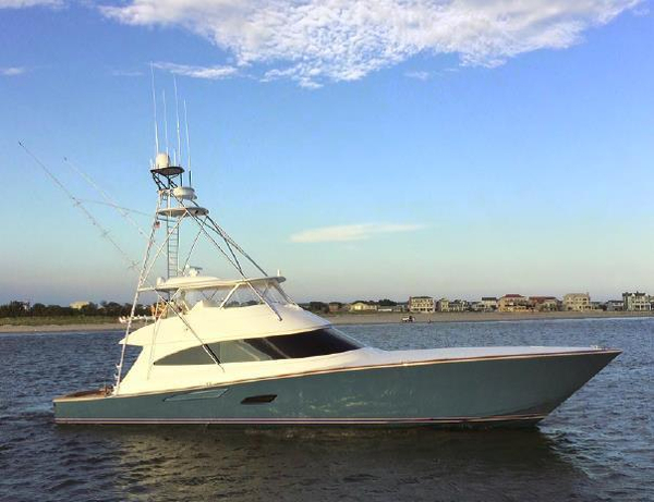 New Viking Boats 80 Convertible Fishing Boat For Sale