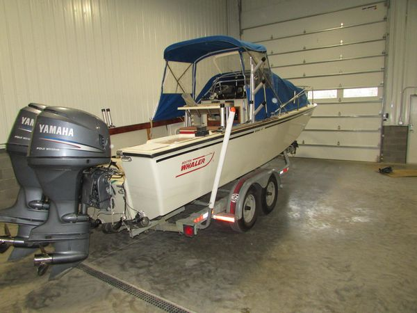 Used Boston Whaler 250 Outrage Sports Fishing Boat For Sale