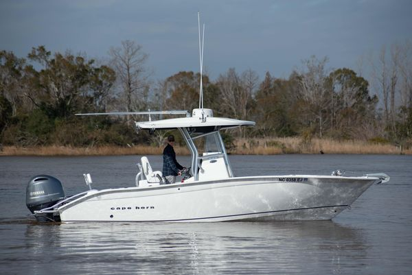 Used Cape Horn 24 XS Center Console Fishing Boat For Sale
