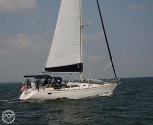 Used Cal 39 Wing Keel Sloop Sailboat For Sale
