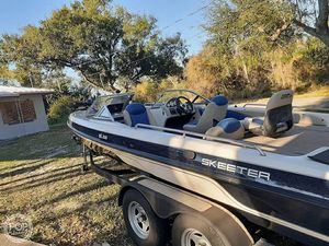 Used Skeeter SL210 Fish and Ski Bass Boat For Sale