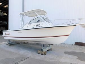 Used Shamrock 200 Walkaround Center Console Fishing Boat For Sale
