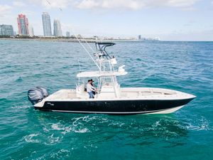 Used Seavee 340B Center Console Fishing Boat For Sale