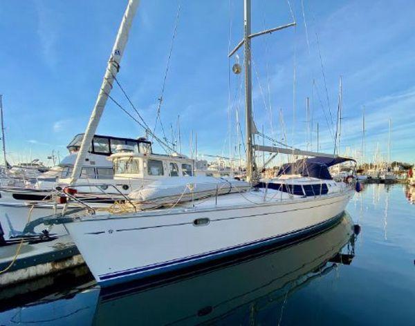 Used Jeanneau Sun Odyssey 43 DS Cruiser Sailboat For Sale