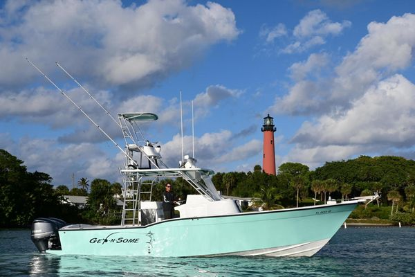 Used Mirage 32 Center Console Fishing Boat For Sale