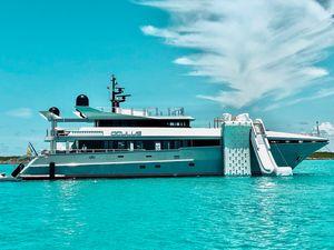 Used Oceanfast Custom Tri-Deck Mega Yacht For Sale