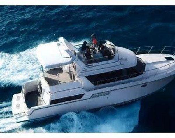 Used Carver 430 Cockpit Motoryacht Motor Yacht For Sale