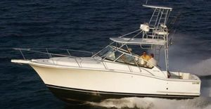 Used Luhrs 31 Open Saltwater Fishing Boat For Sale