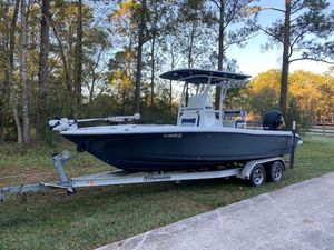 Used Crevalle 24 Bay SE Center Console Fishing Boat For Sale