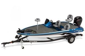 New Nitro NZ17 SC21 Bass Boat For Sale