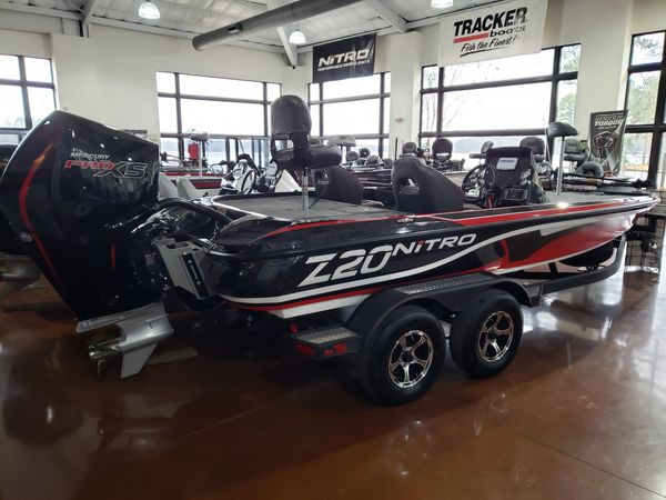 New Nitro NZ20 SC21 Bass Boat For Sale
