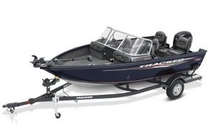 New Tracker Pro Guide V175 CB Freshwater Fishing Boat For Sale