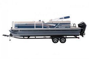 New Ranger RP 243CR w/ 200L 4S DTS Pontoon Boat For Sale