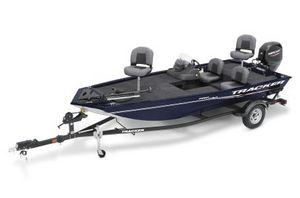 New Tracker Pro 170 Freshwater Fishing Boat For Sale
