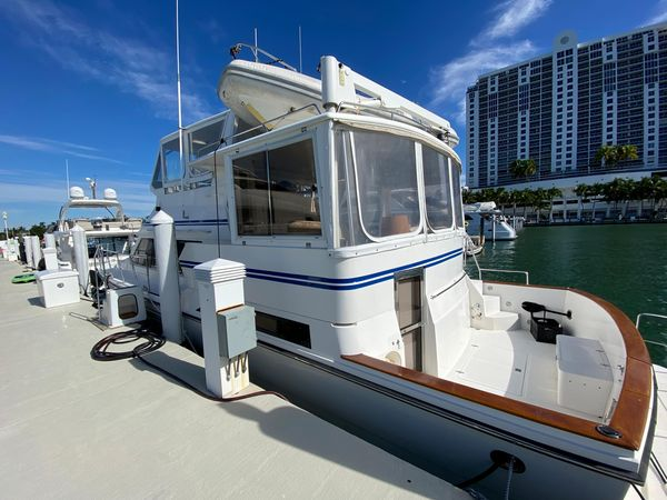 Used Novatec 50 Pilothouse Boat For Sale