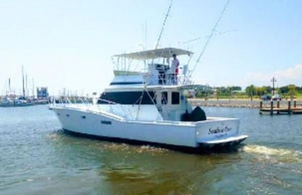 Used Breaux Brothers Sportfish Sports Fishing Boat For Sale