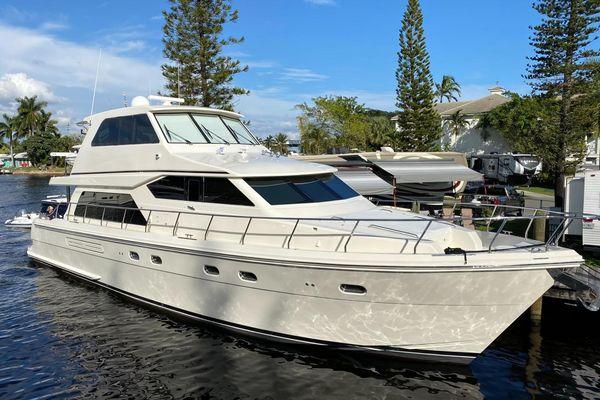 Used Hampton Skylounge Motor Yacht For Sale