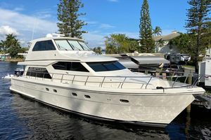 Used Hampton Skylounge Motor Yacht For Sale