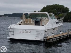 Used Sea Ray SRV360 Vanguard Express Cruiser Boat For Sale