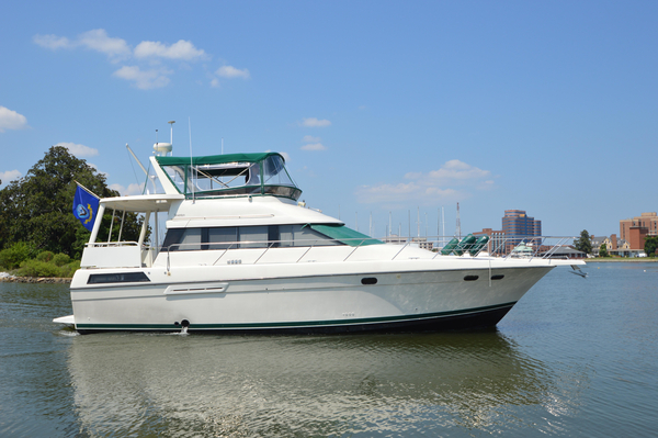 Used Silverton 46 Motor Yacht Motor Yacht For Sale