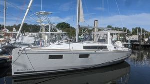 Used Beneteau Oceanis 35.1 w/Generator Cruiser Sailboat For Sale
