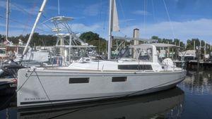 Used Beneteau Oceanis 35.1 w/Generator Cruiser Sailboat For Sale