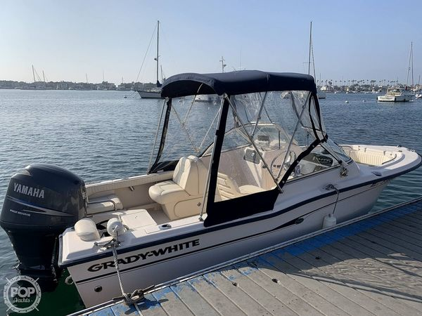 Used Grady-White Tournament 185 Runabout Boat For Sale