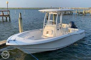 Used Tidewater 210 LXF Center Console Fishing Boat For Sale
