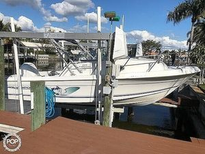 Used Aquasport 215 Explorer Walkaround Fishing Boat For Sale