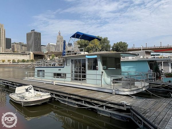 Used Gibson 42 House Boat For Sale
