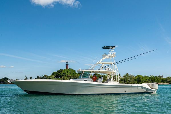 Used Hcb 53 Sueños Center Console Fishing Boat For Sale