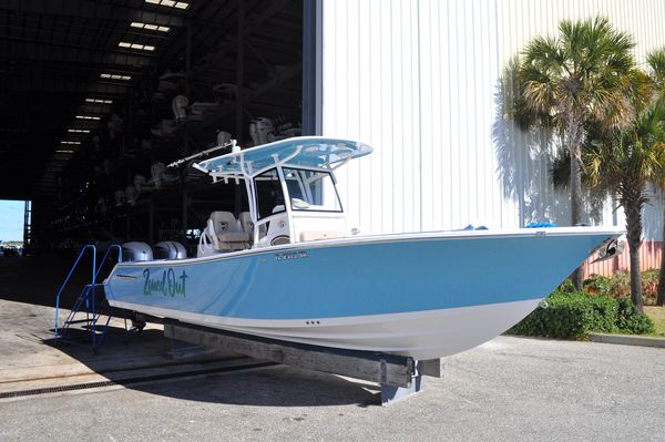 Used Sportsman 282 Center Console Fishing Boat For Sale